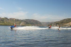 Kitesurf e sport acquatici