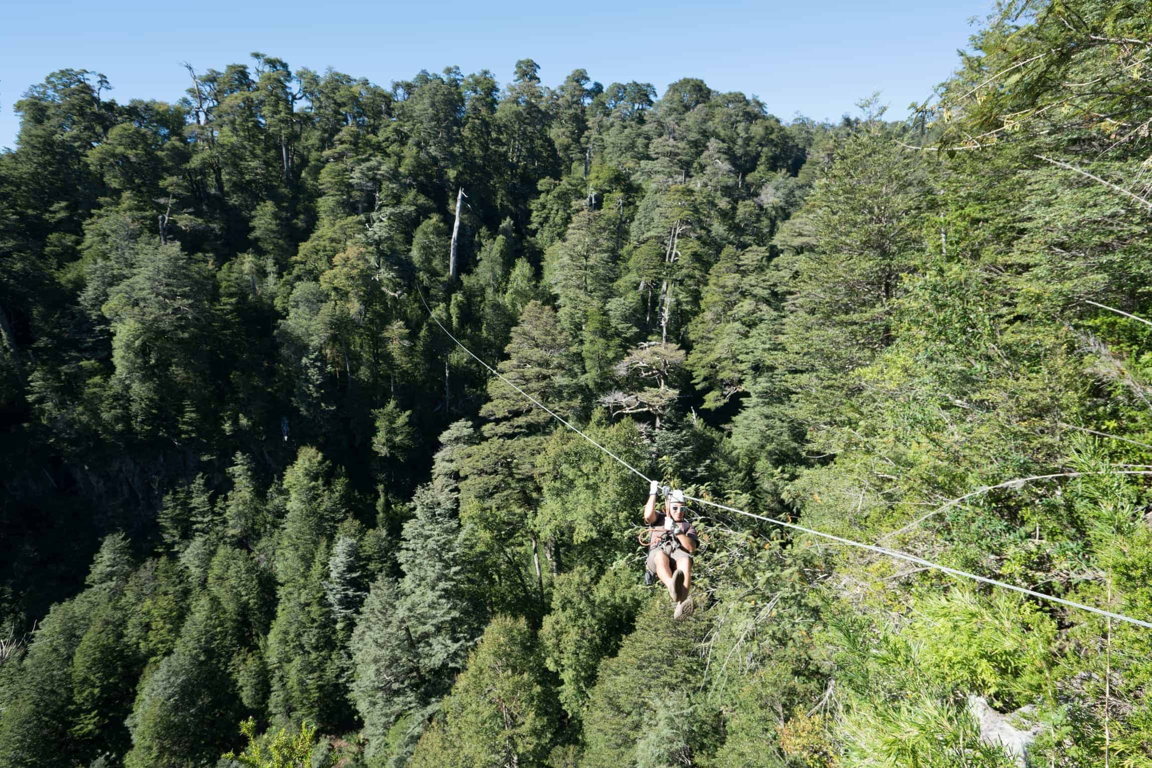 Adrenaline to the Max! Live the most extreme adventure in Chile